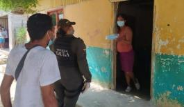 campaña-entrega de tapabocas-controles al cumplimiento de medidas coronavirus-covid 19-prevencion-magdalena