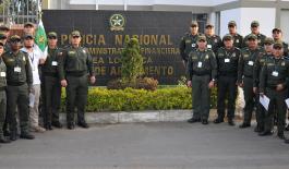 curso 032 de armeros Policía Nacional