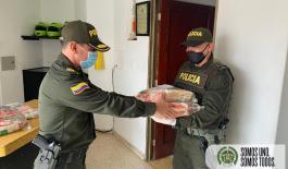 Actividad en beneficio de los policías en Anzoátegui.