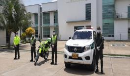 Balance del departamento de Policía Guainía