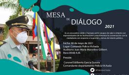 Informe de seguimiento a los compromisos de la mesa de dialogo DEVIC 2021
