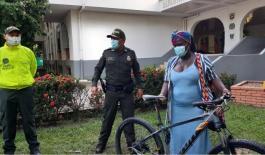 POLICÍA NACIONAL CAPTURA EN FLAGRANCIA A DOS PERSONAS CON EL ELEMENTO HURTADO