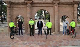 Recuperadas en Sogamoso tres bicicletas de gama alta