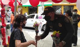 Campaña de amor y amistad en Medellín
