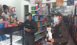 GAULA de la Policía Tolima realiza actividad de impacto en desarrollo de la campaña 'yo no pago, yo denuncio'