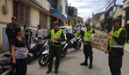 campaña contra el hurto a motocicletas