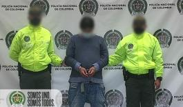 Capturado 'mendocita' por homicidio ocurrido en el municipio de Bello en mayo de 2019