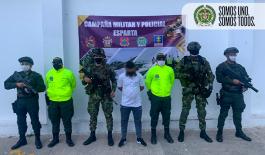 cayó 'colombiano' cabecilla de finanzas del área de frontera del frente de guerra nororiental del Eln