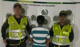 capturado-homicidio-flagrancia-violencia intrafamiliar-fundación-MNVCC-cuadrante-magdalena
