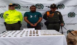 Desarticulamos grupo delincuencial 'Los de la Quinta'