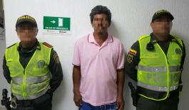Policía Nacional captura ciudadano por acceso carnal violento con menor de 14 años