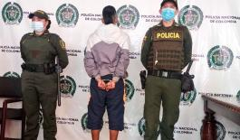 Capturado por hurto en Chiquinquirá