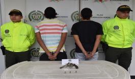 """Cayeron """"José y Andrés"""" por porte ilegal"""