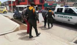 Capturados por homicidio en Ráquira