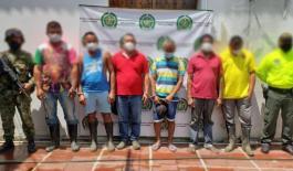 """grupo de delincuencia común organizada denominada """"los care toro""""-santa ana- magdalena-abigeato-sijin-contra el hurto"""