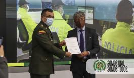 La Dirección de Investigación Criminal e Interpol es certificada por parte del DANE