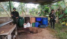 Incrementamos los operativos por un país libre de drogas