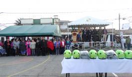 Refuerzo para la seguridad y convivencia ciudadana en Sogamoso