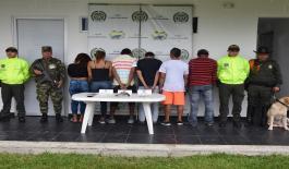 """Policía Nacional desarticula banda delincuencial """"los del Callejón"""""""