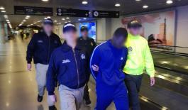 Tercera extradición a Estados Unidos por tráfico de migrantes