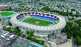 tendremos tres anillos de seguridad que permitirán que los ciudadanos que asistan al estadio a este evento ingresen de una manera segura y ágil