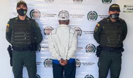 El supuesto abusador fue dejado a disposición de la autoridad judicial competente