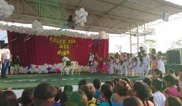 trabajo interinstitucional-comunidad-dia del niño-san sebastian-prevencion-parroquia-notaria unica-magdalena
