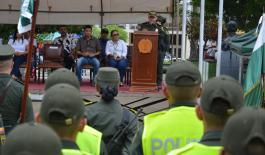 62 nuevos patrulleros designados a laborar en Putumayo
