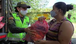 Continuamos con nuestro apoyo humanitario en marco de la pandemia del COVID-19