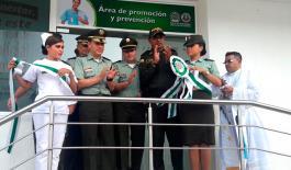 inauguración del ESP Bolívar
