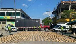 Afectadas las estructuras del narcotráfico en el Putumayo