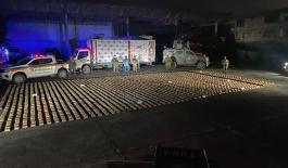 Duro golpe a las finanzas del narcotráfico al norte del Cauca