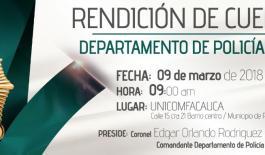 Invitación a la Rendición de Cuentas del Departamento del Cauca