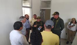 El Siser llega a Jardín de Tamaná, nueva Subestación de Policía
