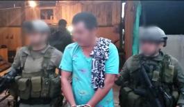 En Putumayo duro golpe contra el GAOr primero al mando de alias 'Iván Mordisco'