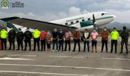 Dieciocho capturados en Norte de Santander y Cesar por apoderamiento de hidrocarburos