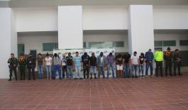Estructura criminal Los Ingenieros