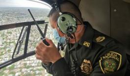 Con aeronaves se fortalecerá la vigilancia y seguridad en Sucre