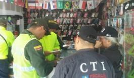 Con más de 100 uniformados se realizaron planes de prevención y control