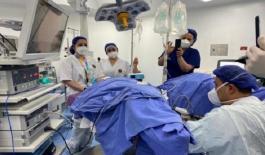 Procedimiento de urología