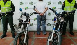 capturamos a una persona dedicada al hurto en el municipio de Arauca