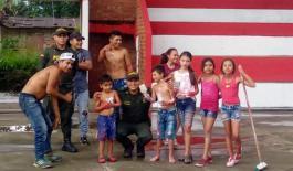 De-la-mano-de-la-Red-de-Participación Cívica-recuperamos-parque-en-El Castillo