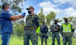 Importantes resultados operacionales en el Cauca