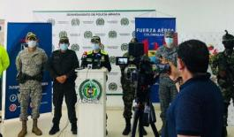 Rueda de prensa caso Arauca perecederos