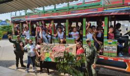 Disfrutaron en Samana de la campaña Pantalla Gigante, felicidad para niños triunfantes