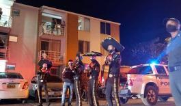Un mariachi en vivo recorre varios sectores en diferentes municipios