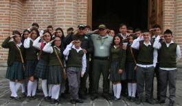 Grupo de Protección al Turismo y Patrimonio realiza recorridos por iglesias del centro histórico
