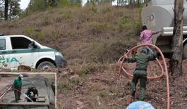 agua-potable-comunidad-policia-suministra-santa rosa de viterbo