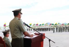 Mayor General Gustavo Alberto Moreno Maldonado