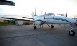 AVIÓN BEECHCRAFT C-99
